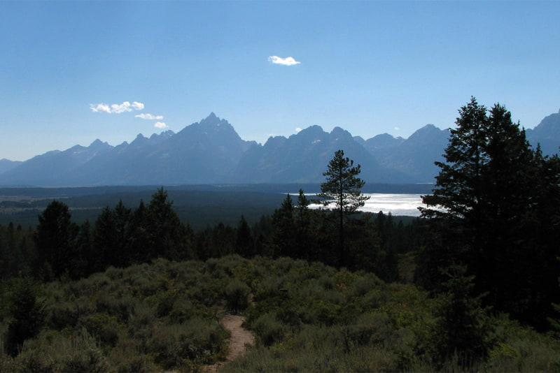 Parc Nacional Grand Teton, Wyoming